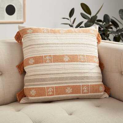 Decorative Square Pillow Cover - Wayfair