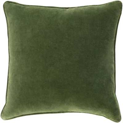 "Safflower - SAFF-7194 - 18"" x 18"" - pillow cover only - Neva Home"
