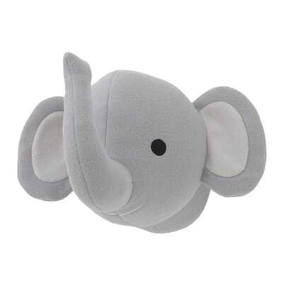 Plush Head Elephant Faux Taxidermy - Wayfair