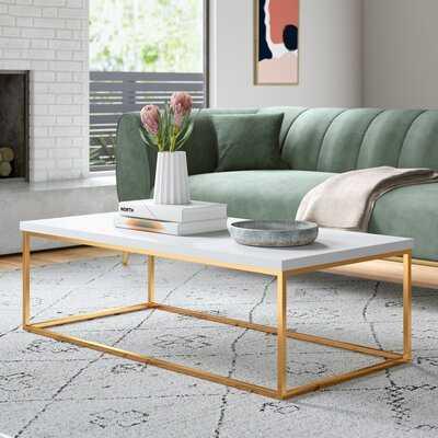Hanna Frame Coffee Table - AllModern
