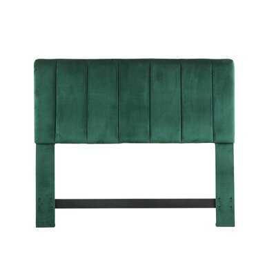 Kurth Upholstered Panel Headboard - Wayfair