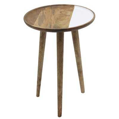 Tray Top 3 Legs End Table - Wayfair
