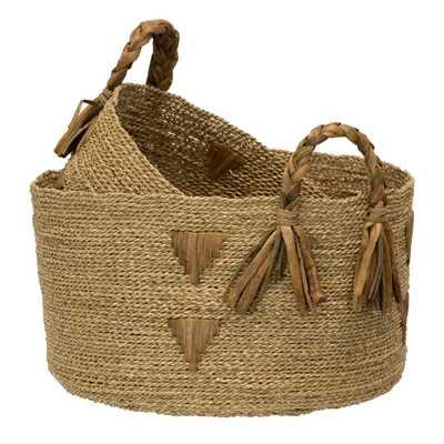 Sonora Nesting Baskets, Set of 2 - Caravan Living