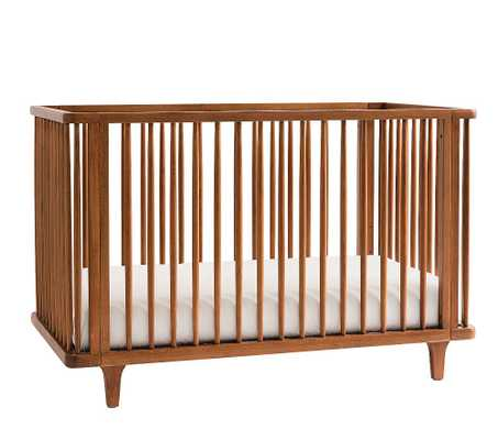 Dawson Convertible Crib, Acorn, UPS - Pottery Barn Kids