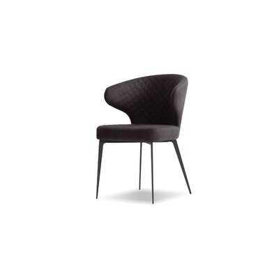 Anfa Upholstered Side Chair in Gray (Set of 2) - Wayfair