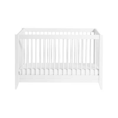 babyletto Sprout 4-in-1 Convertible Crib Color: White - Perigold