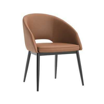 Walton Leather Guest Chair - AllModern