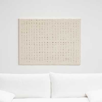 Daisy Chain Wall Art - Crate and Barrel