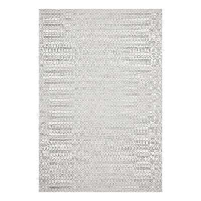 Solo Rugs Solo Rugs Chatham Hand Woven Wool Area Rug, Slate, 10 x 14 Rug Size: Rectangle 8' x 10' - Perigold