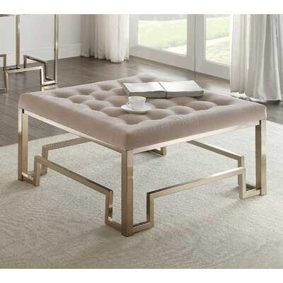 Cullompt Fabric Coffee Table Wayfair