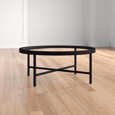 Pinehurst Cross Legs Coffee Table - Wayfair