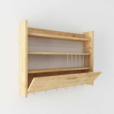 Sunay Kitchen Wall Shelf - Wayfair