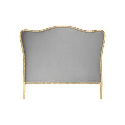 Quintanar Upholstered Panel Headboard - Wayfair