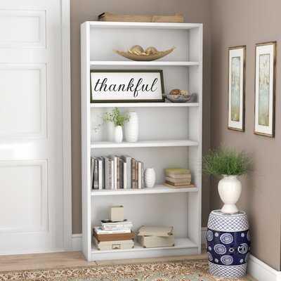 Kirkbride 72 H X 36 92 W Standard Bookcase Wayfair