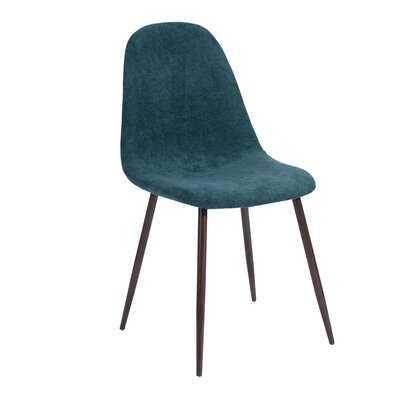 Charlton Vintage Upholstered Side Chair (Set of 4) - Wayfair