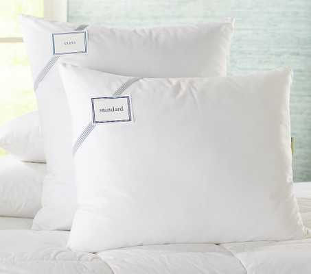 Essential Down-Free Standard Pillow, Set of 2 - Pottery Barn Kids