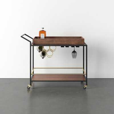 Howle Bar Cart - AllModern