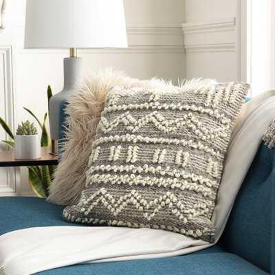 Clanton Geometric Throw Pillow - Wayfair