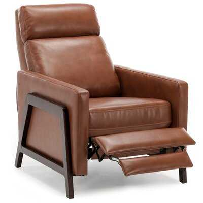 Maxille Faux Leather Manual Recliner - Wayfair