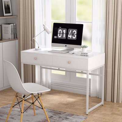 Hillegierd Desk - Wayfair