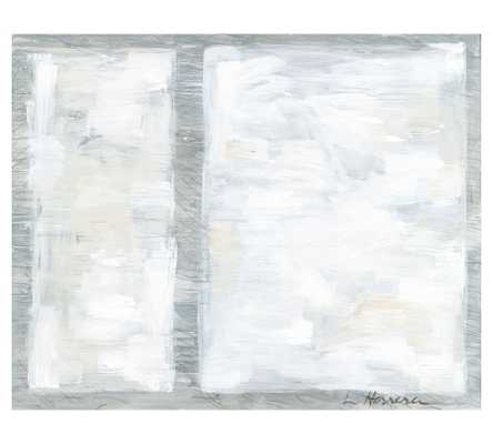 "Space In Between Wrapped Canvas Print by Lauren Herrera, 16"" x 20"" - Pottery Barn"