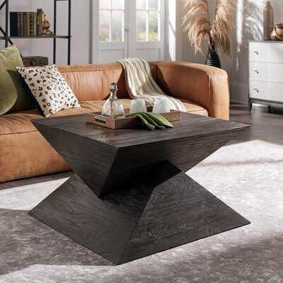 Emington Solid Wood Solid Coffee Table - Wayfair