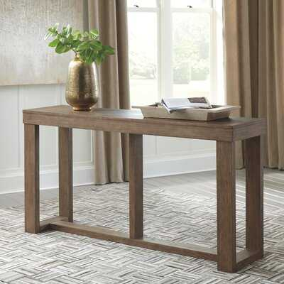 Chacon Console Table - Wayfair