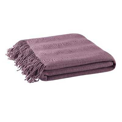 Bratton Ruched Throw - AllModern