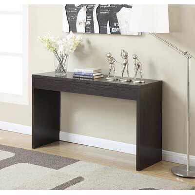 Haught Console Table - Wayfair