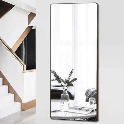 Ayrihanna Modern & Contemporary Full Length Mirror - Wayfair