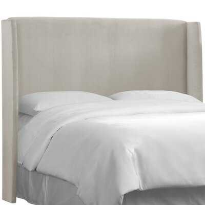 Upholstered Wingback Headboard - Wayfair