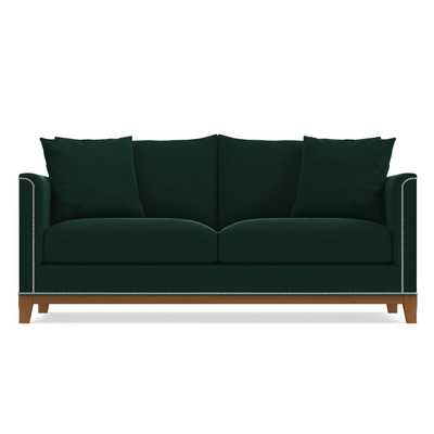 La Brea Sofa - Evergreen Velvet - Apt2B