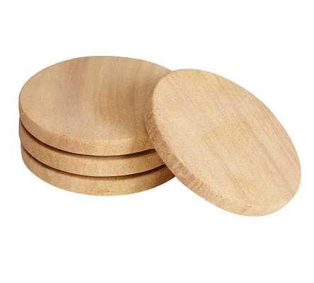 Mesa Sandstone Coasters, Set of 4 - Pottery Barn