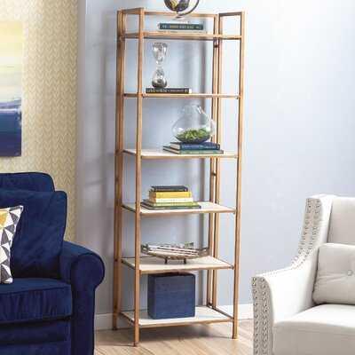 Lizete Etagere Bookcase - Birch Lane