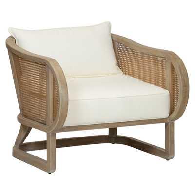 Stockholm Lounge Chair in Porcini - Caravan Living