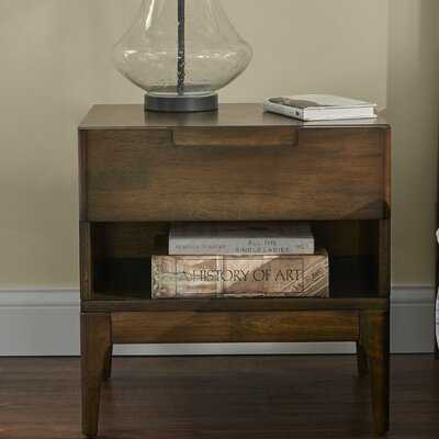 Bump 1 Drawer Night Stand - Wayfair