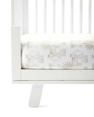 Kalahari Crib Sheet - Serena and Lily