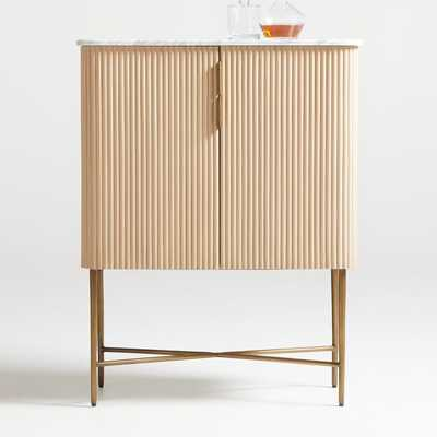 Fayette Bar Cabinet - Crate and Barrel