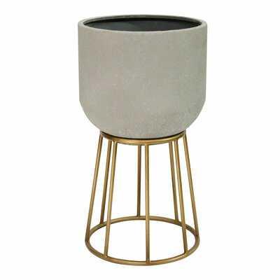 Jaylyn Round Pedestal Plant Stand - Wayfair