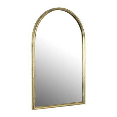 Arched Beveled Accent Mirror - Wayfair