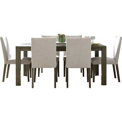 Girard 7 Piece Extendable Dining Set - Wayfair