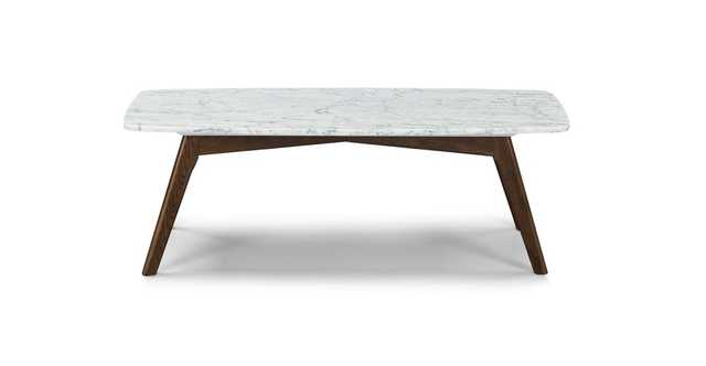 Vena Rectangular Coffee Table - Article