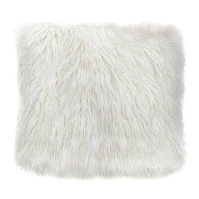 Square Pillow Cover & Insert - Wayfair