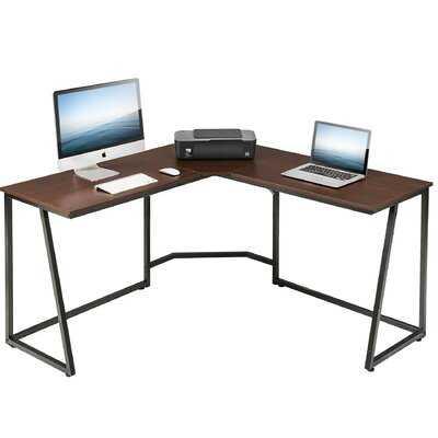 Allare Reversible L-Shape Desk - Wayfair