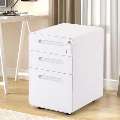 Vertical File Cabinet - Wayfair