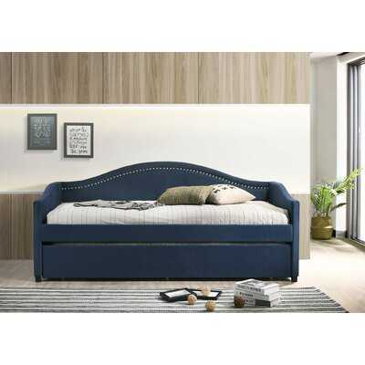 Gerhardine Twin Daybed with Trundle - Wayfair