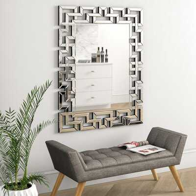 Ivesdale Modern & Contemporary Beveled Wall Mirror - AllModern