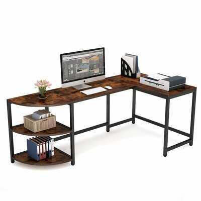 Appleby Reversible L-Shape Desk - Wayfair