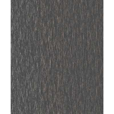 Superfresco Vittorio Plain Textured Charcoal and Rose Gold Removable Wallpaper, Charcoal/Rose Gold - Home Depot