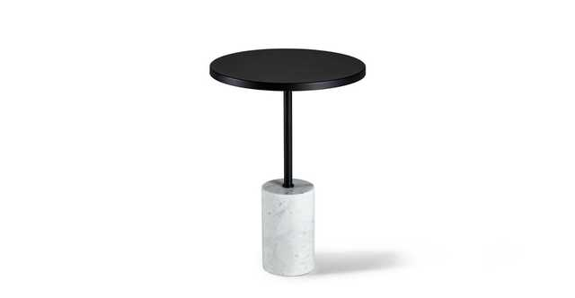 Narro Black Side Table - Article